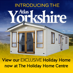 Introducing the Atlas Yorkshire. Come view our exclusive holiday home now The Holiday Home Centre