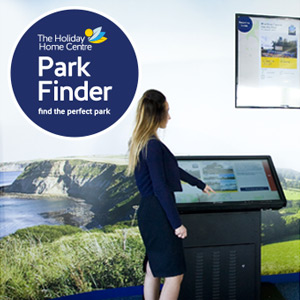 The Holiday Home Centre Park Finder, find the perfect park.